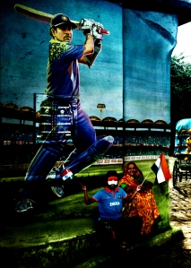 Official ICC Cricket Worldcup 2011 Print Advertisements Posters Cricket scores news update wallpaper article